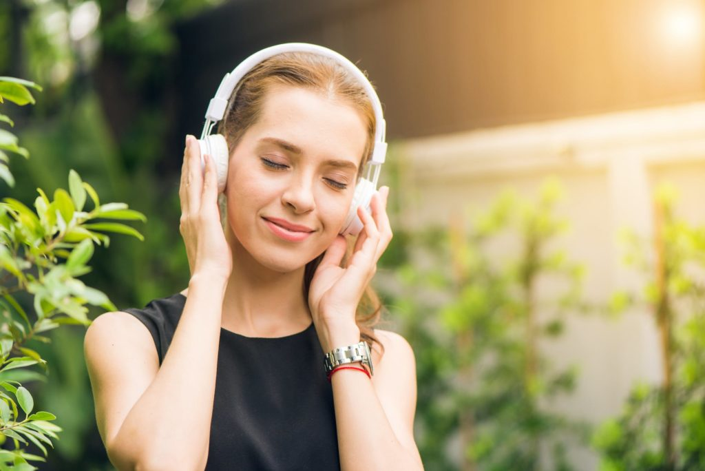 To increase word-of-mouth referrals in your LASIK practice, try letting your patients choose their own music.